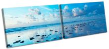 Beautiful Sunset Seascape - 13-0887(00B)-MP14-LO